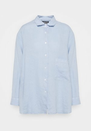ELMA  - Button-down blouse - blue