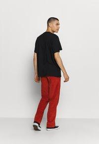 Carhartt WIP - COMMISSION LOGO - Print T-shirt - black - 2