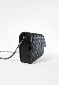 Bershka - Across body bag - black - 1