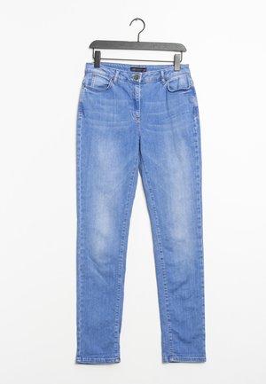 Jean droit - blue