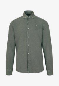 Scalpers - SKULL  - Shirt - khaki - 4