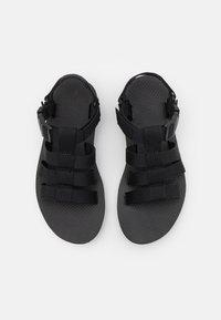 Teva - ORIGINAL DORADO - Walking sandals - black - 3