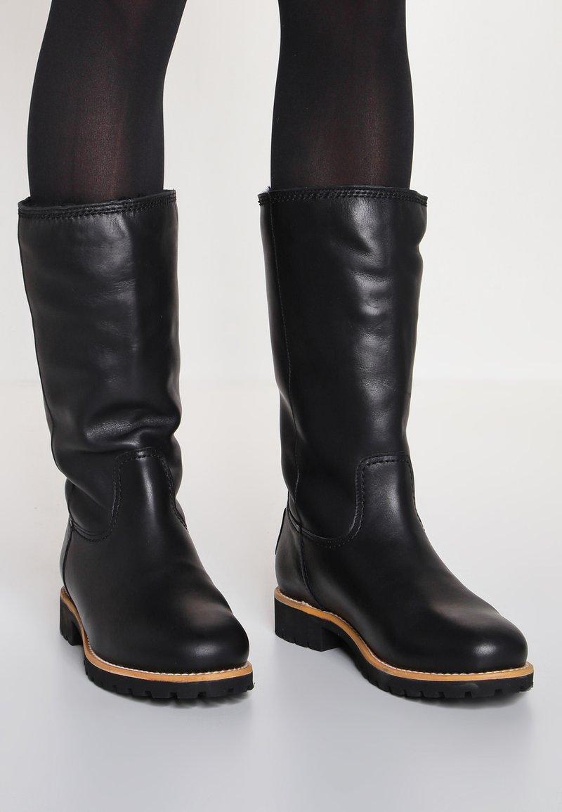 Panama Jack - BAMBINA IGLOO TRAVELLING  - Winter boots - black
