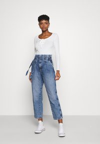 Pepe Jeans - BLAIR - Relaxed fit jeans - blue denim - 1