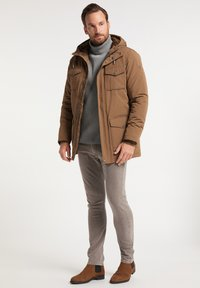 DreiMaster - Winter jacket - dunkelbeige - 1