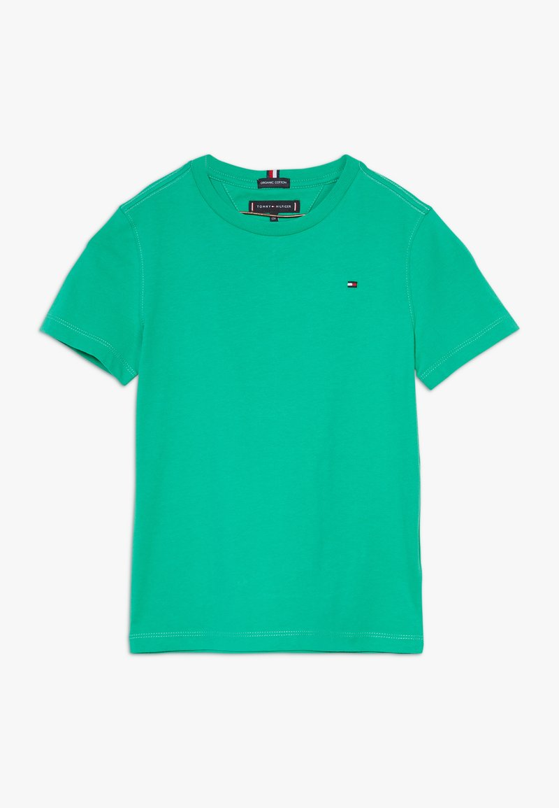 Tommy Hilfiger - ESSENTIAL TEE  - T-shirt basic - green