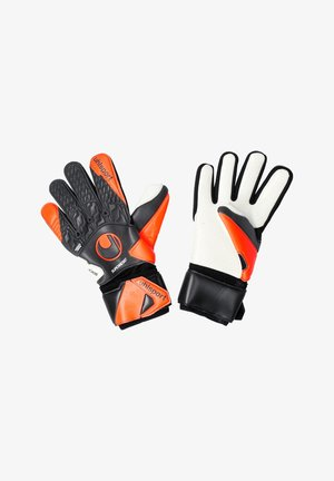 SUPER RESIST - Goalkeeping gloves - schwarzorange
