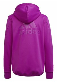 adidas Performance - FL TTOP  - Sweat à capuche zippé - pink - 1