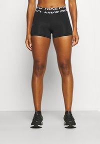 Nike Performance - Tights - black/white - 0
