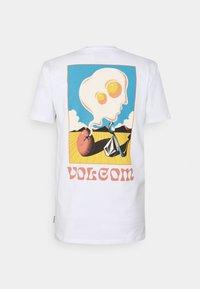 Volcom - M. LOEFFLER FA SS - Print T-shirt - white - 6