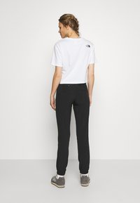 CMP - WOMAN LONG PANT - Trousers - nero - 2