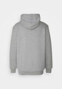 adidas Originals - ESSENTIAL ORIGINALS ADICOLOR HOODIE UNISEX - Hoodie - medium grey heather - 1