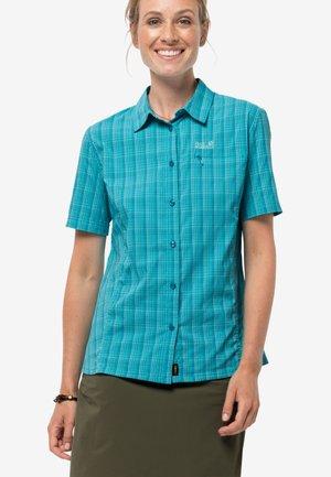CENTAURA  - Button-down blouse - dark aqua