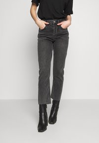 BDG Urban Outfitters - DILLON JEAN - Straight leg jeans - washed grey - 0