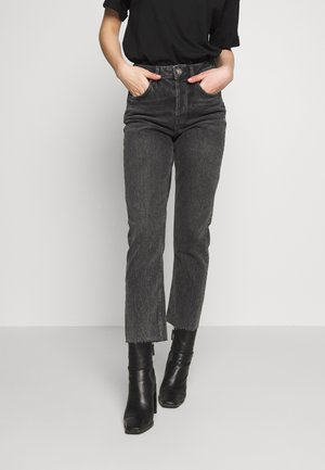 DILLON JEAN - Straight leg jeans - washed grey