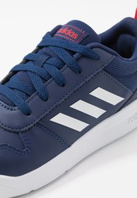 adidas Performance - VECTOR K UNISEX - Sports shoes - dkblue/ftwwht/actred - 5