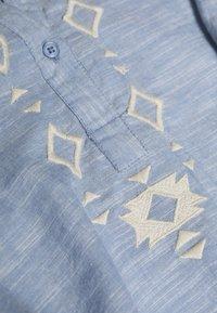 Part Two - SOPHIA - Day dress - dusky blue - 2