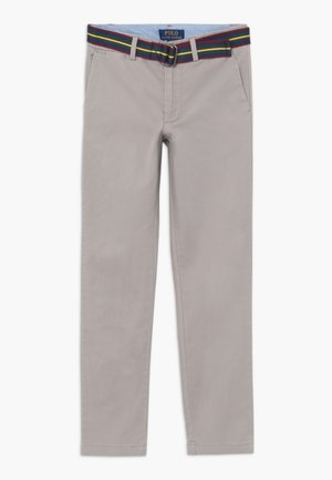 PREPPY BOTTOMS PANT - Pantalones chinos - soft grey