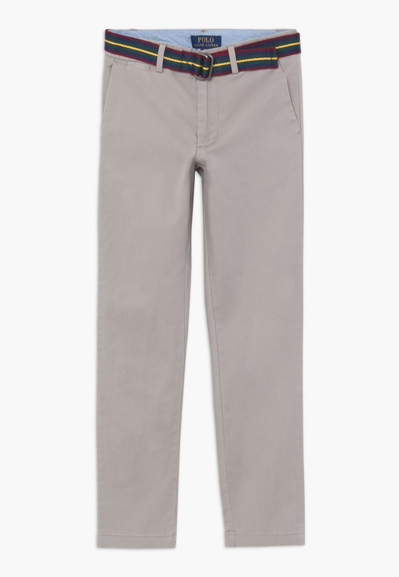Polo Ralph Lauren - PREPPY BOTTOMS PANT - Chinos - soft grey