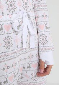 Even&Odd - Pyjamas - white/pink - 5