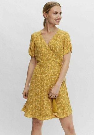 Day dress - harvest gold