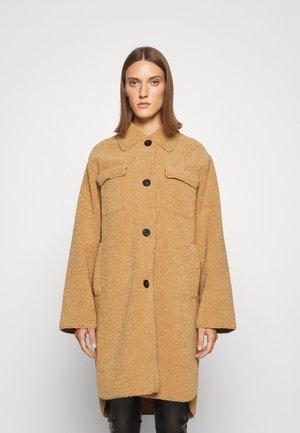 MELESA - Classic coat - light/pastel brown