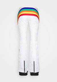 Rossignol - RAINBOW SKI - Snow pants - white - 7