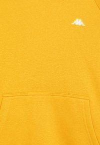Kappa - HARRO UNISEX - Hoodie - ceylon yellow - 2