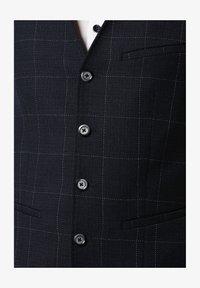 Digel - Suit waistcoat - blau - 2