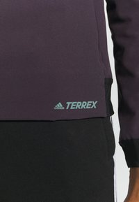 adidas Performance - Softshelljacke - purple - 5