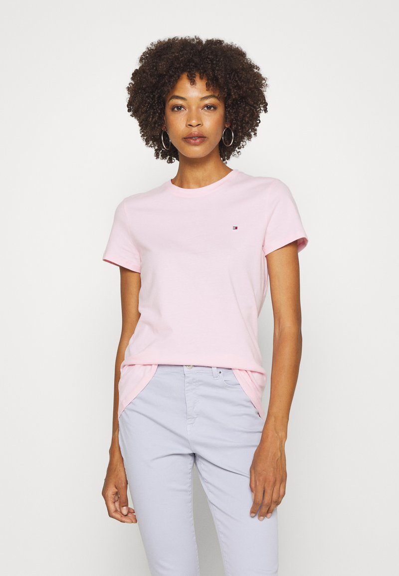Tommy Hilfiger - T-shirts - pastel pink