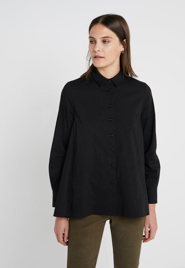 ESSENTIAL FASHION BLOUSE - Koszula - black
