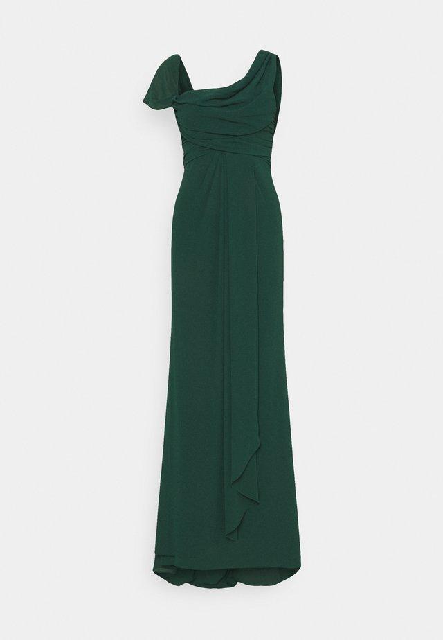 PALOMA - Společenské šaty - green