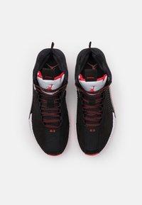 Jordan - AIR 35 - Basketball shoes - black/fire red/reflect silver - 3