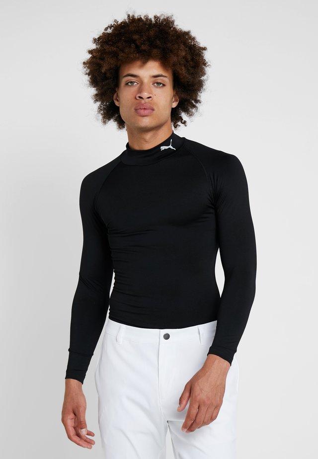 BASELAYER - Sports shirt - black