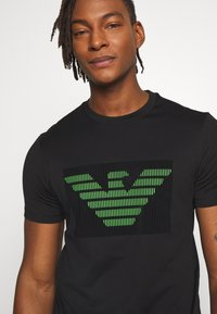Emporio Armani - T-shirts print - nero - 3