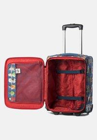 pick & PACK - PEACE  - Wheeled suitcase - blau - 3