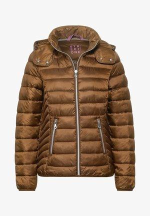 Outdoor jacket - braun