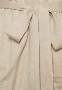 ONLY Tall - ONLCOZY LONG  - Cardigan - pumice stone/melange - 2