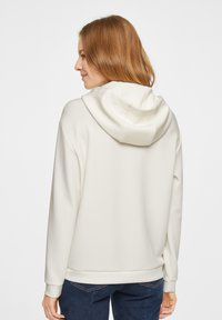 comma - Hoodie - white - 2