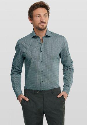 ENZO - Shirt - blue