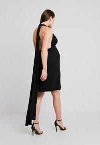 Envie de Fraise - FANTASTIC DRESS - Sukienka koktajlowa - black - 3