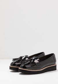 Anna Field Wide Fit - Slippers - black - 4