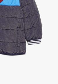 s.Oliver - Zimní bunda - dark blue melange - 3