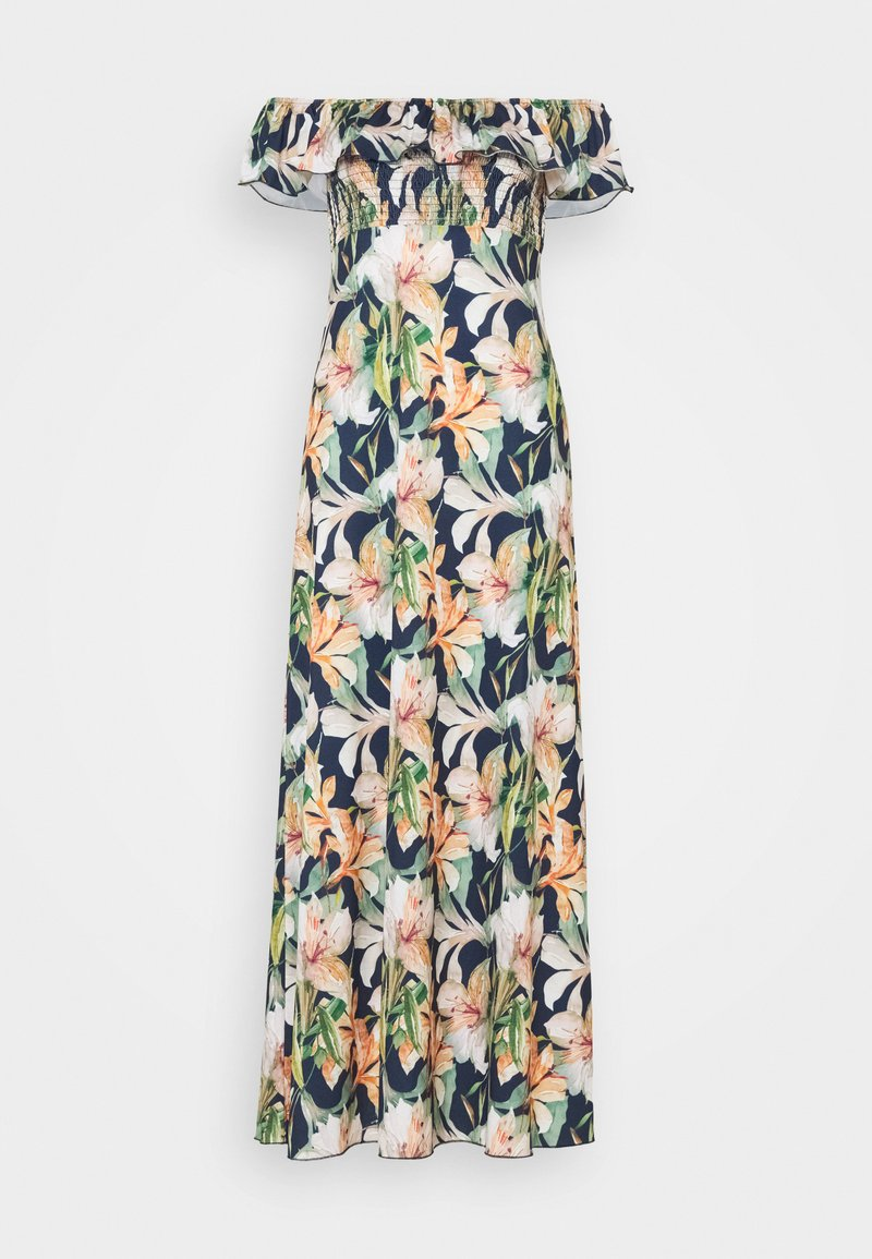 LASCANA - MAXIKLEID - Jersey dress - multi-coloured