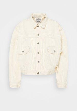 SUNRAY TRUCKER - Denim jacket - soleil