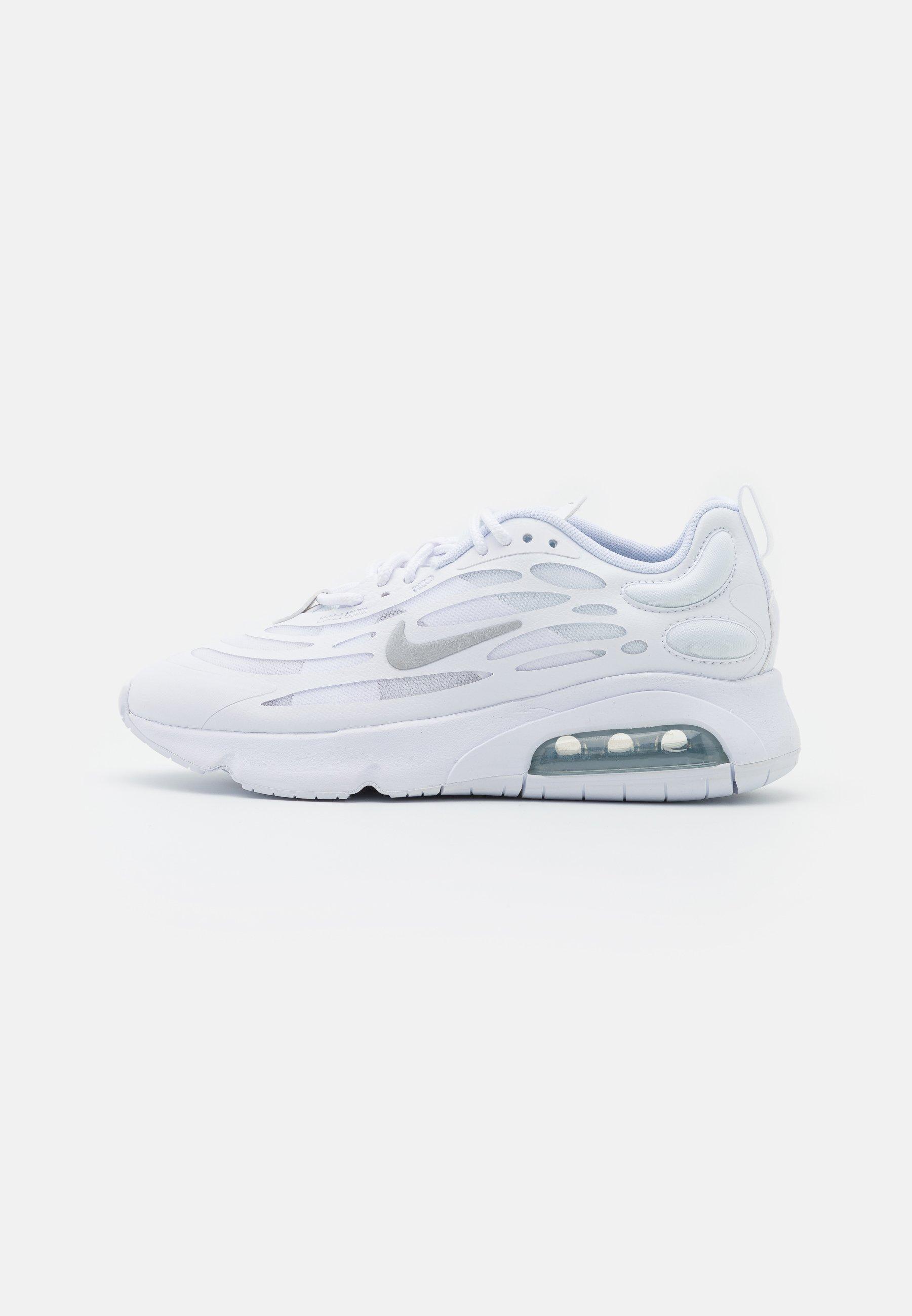 Nike Sportswear Air Max Exosense - Joggesko White/metallic Silver/hvit