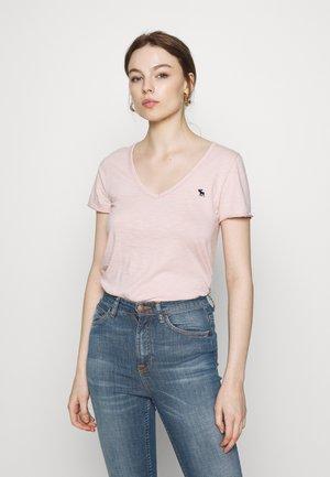 SOFT ICON TEE - Basic T-shirt - pink