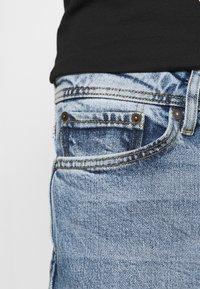 Jack & Jones - JJICLARK JJORIGINAL - Jeans straight leg - blue denim - 4