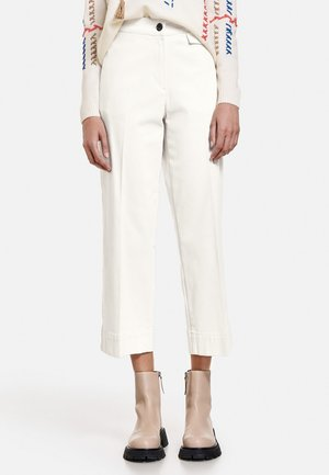 Trousers - canvas